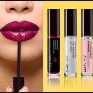 Mary Kay Ultra Stay Lip Lacquer Kit - Plum
